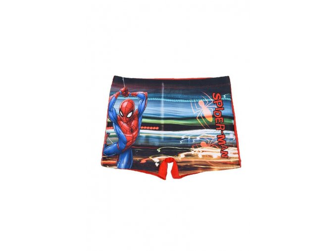 Chlapecké plavky Spiderman