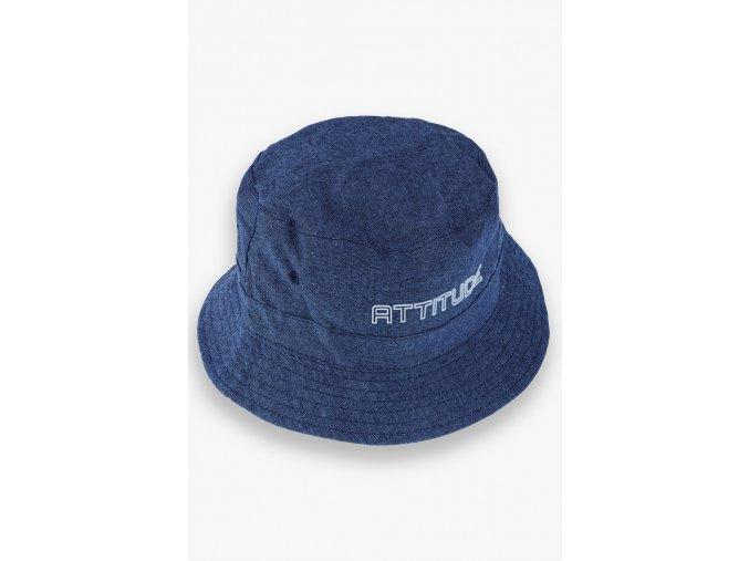 Chlapecký modrý klobouček