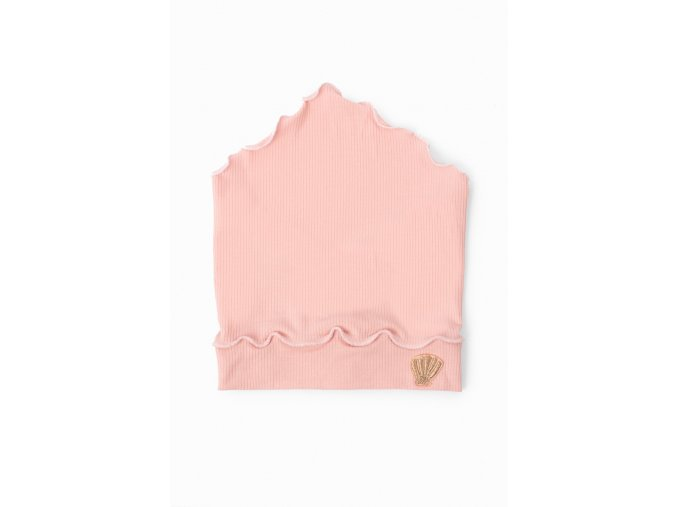 Kojenecký šátek růžový