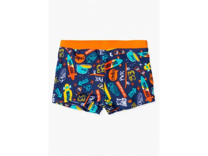 Chlapecké plavky s potiskem (Barva Mix barev, Velikost 92)
