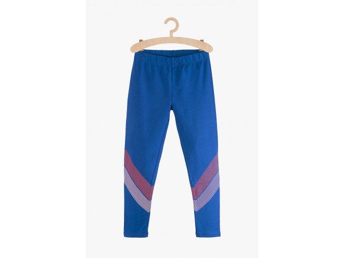 Sportovní legíny (Barva Modrá, Velikost 104)