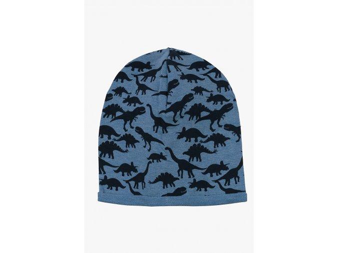 Čepice jaro & podzim (Barva Modrá, Velikost 48/50)
