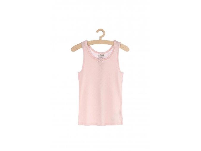 Košilka se vzorem (Barva Růžová, Velikost 134/140)