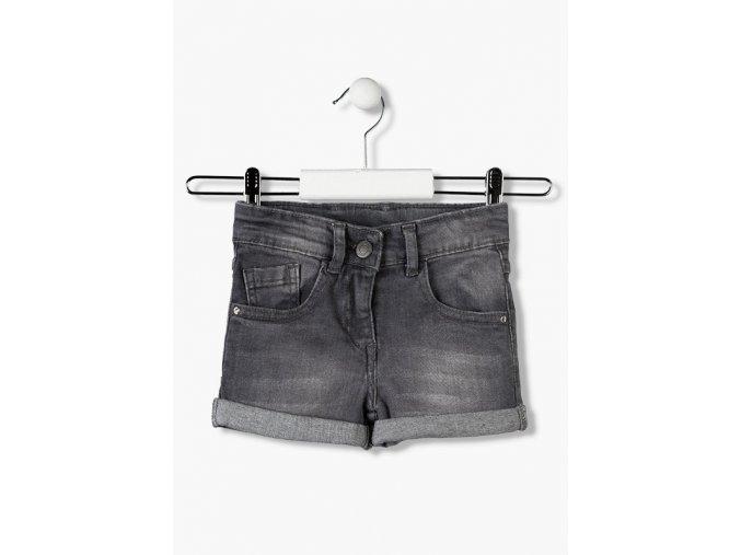 Dívčí džínové šortky
