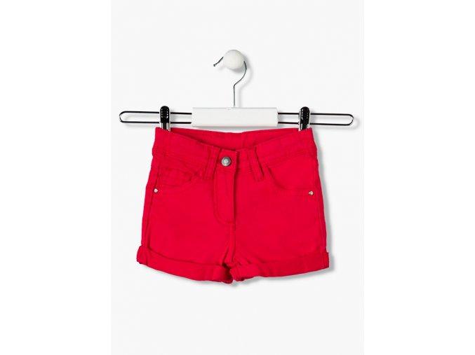 Dívčí džínové šortky (různé barvy)