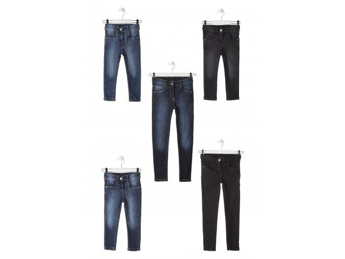 Dívčí džíny (různé barvy)