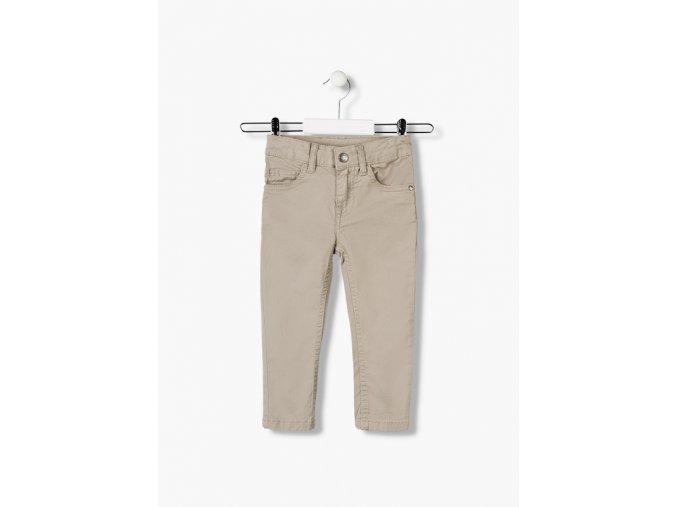 Chlapecké letní kalhoty (v béžové a modré barvě)