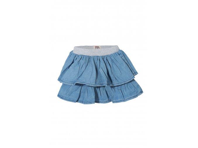 Kojenecká džínová sukně