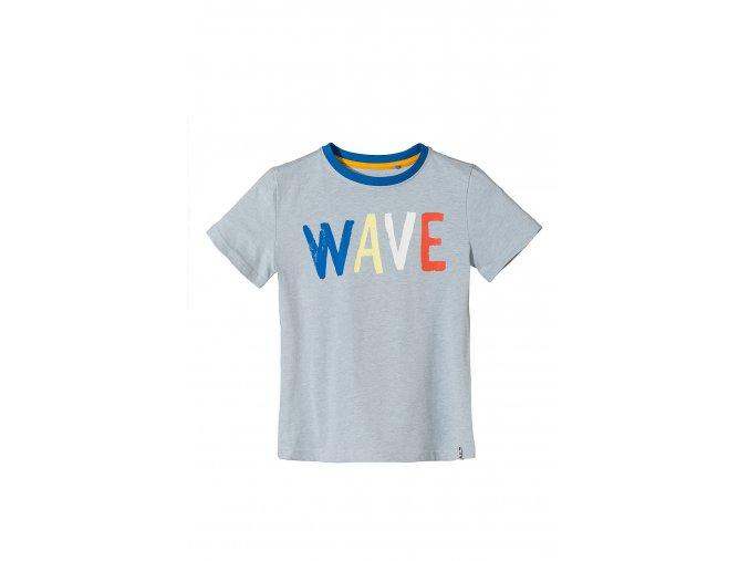 Chlapecké tričko krátký rukáv s potiskem Wave