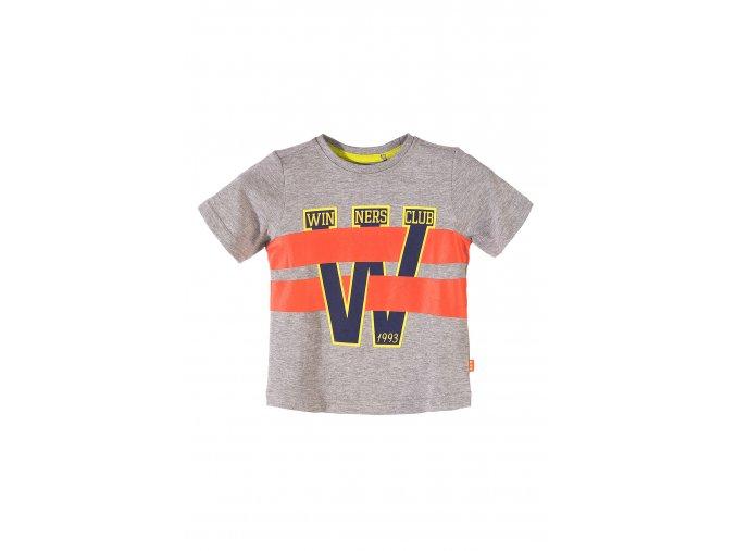 Chlapecké tričko krátký rukáv Winners Club