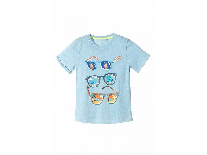 Chlapecké tričko krátký rukáv Brýle