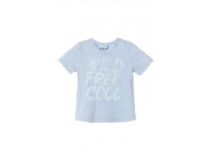 Chlapecké tričko krátký rukáv s potiskem