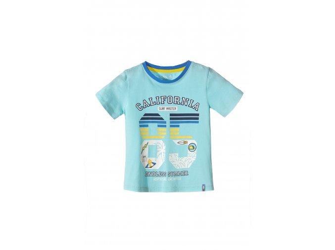 Chlapecké tričko krátký rukáv California