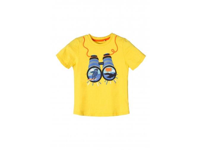 Chlapecké tričko krátký rukáv Dalekohled