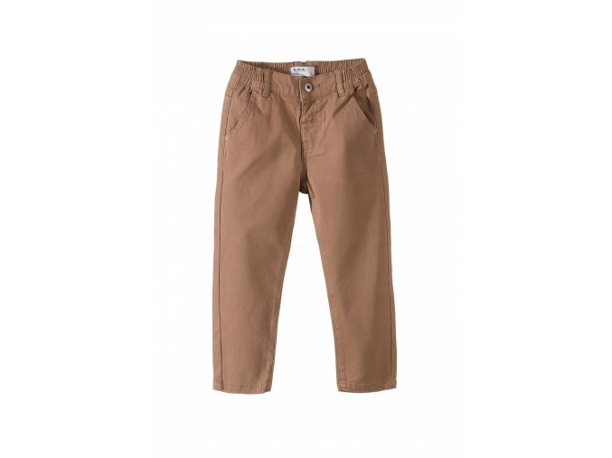 Chlapecké pohodlné bavlněné kalhoty