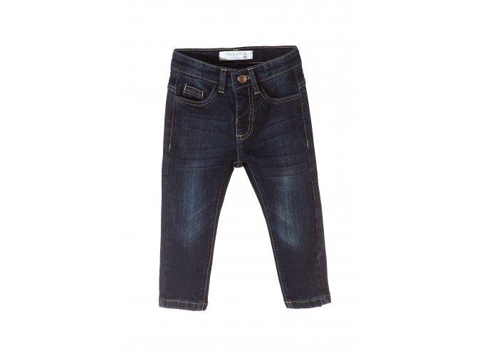Chlapecké džíny s nastavitelným pasem