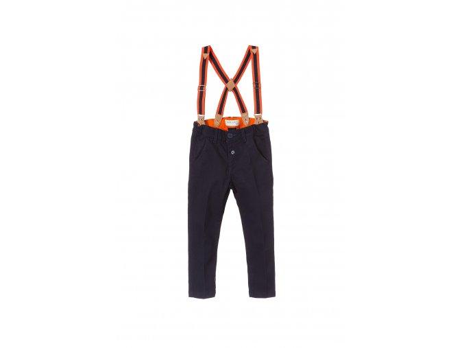 Chlapecké kalhoty s kšandami