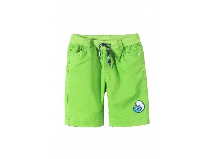 Chlapecké zelené kraťasy