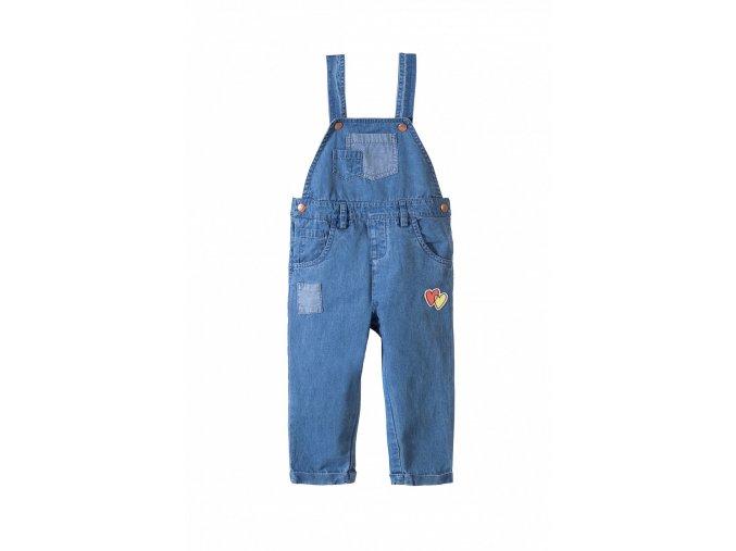 Kojenecké džíny s laclem