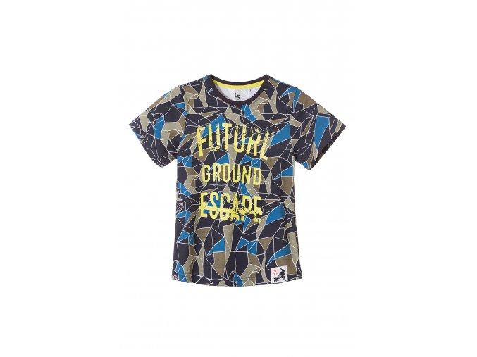 Chlapecké tričko krátký rukáv Future