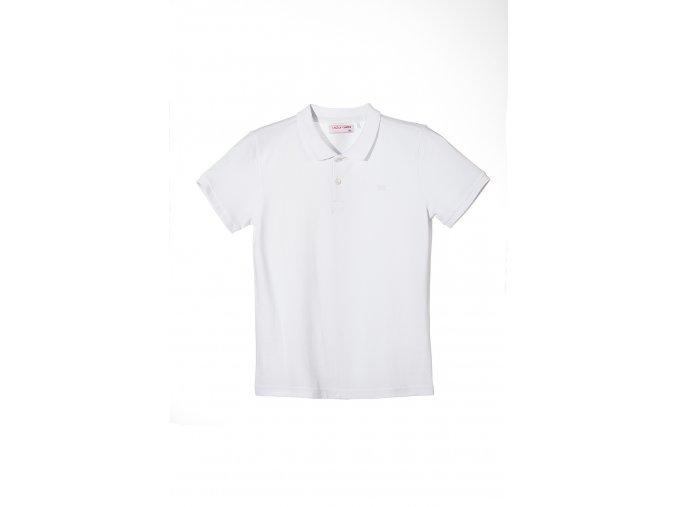 Tričko krátký rukáv s límečkem