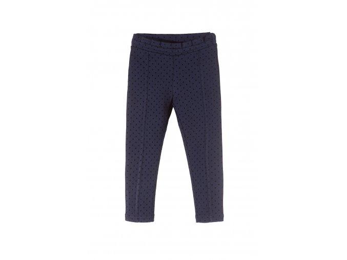Dívčí úpletové kalhoty