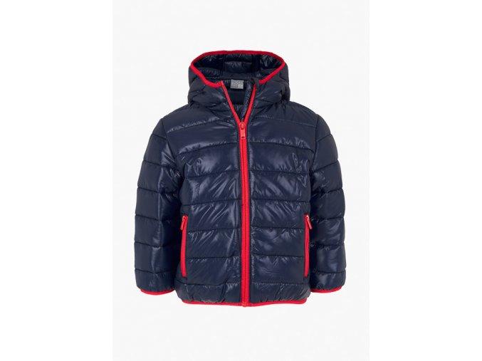 Chlapecká zimní bunda s kapucí (různé barvy)