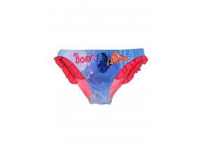 Dívčí plavky spodní díl Hledá se Dory