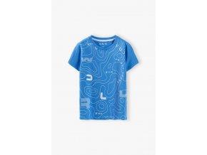 Chlapecké tričko krátký rukáv Waves