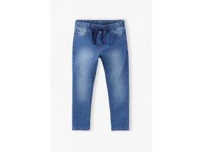 Chlapecké džínové kalhoty modré