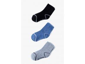 Chlapecké ponožky Race - 3 páry v balení