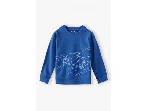 Chlapecké tričko dlouhý rukáv Formule