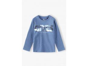 Chlapecké tričko dlouhý rukáv GITES