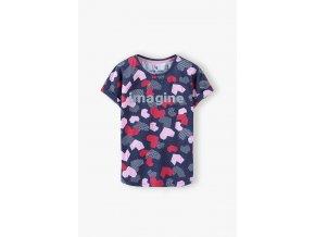 Dívčí tričko krátký rukáv IMAGINE
