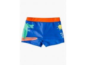 Kojenecké plavky s potiskem (Barva Modrá, Velikost 86)