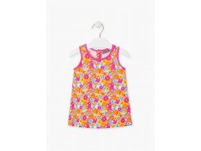 Šaty s potiskem (Barva Mix barev, Velikost 86)