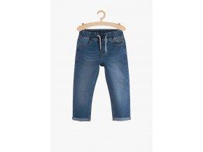 Chlapecké pohodlné džíny (Barva Modrá, Velikost 104)