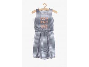 Letní šaty s potiskem (Barva Mix barev, Velikost 134)