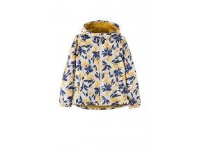 Dívčí přechodová bunda s kapucí 2v1 (bunda nebo vesta)
