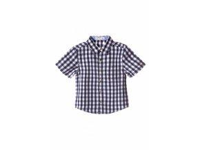Chlapecká košile krátký rukáv