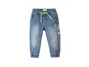 Chlapecké džíny s aplikacemi