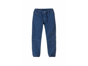 Chlapecké džíny s gumou dole
