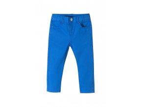 Chlapecké bavlněné modré kalhoty