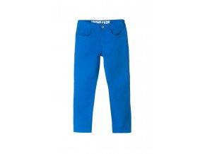 Chlapecké bavlněné kalhoty modré