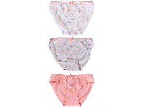 Dívčí kalhotky - 3 kusy v balení