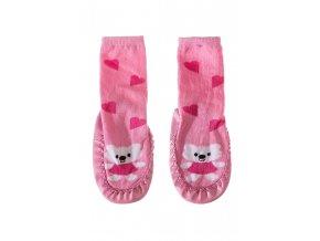 Ponožky s protiskluzovou podrážkou