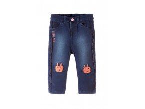 Kojenecké džíny s aplikacemi