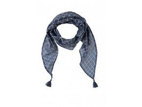 Chlapecký kostkovaný šátek na krk