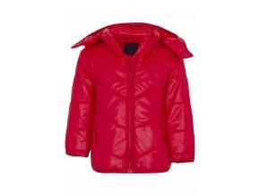 Dívčí zimní bunda s kapucí (různé barvy)