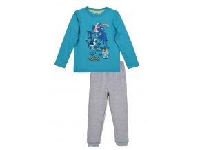Chlapecké pyžamo dlouhý rukáv Pokémon